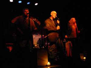 the dan may band at the cutting room