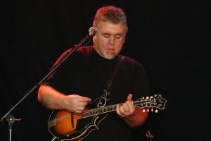 on mandolin at cape may