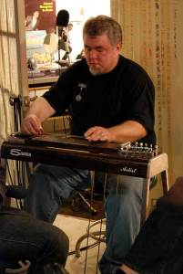 adding pedal steel to craig bancoff's latest...