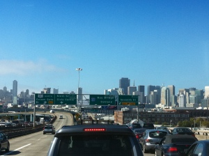slouching towards oakland